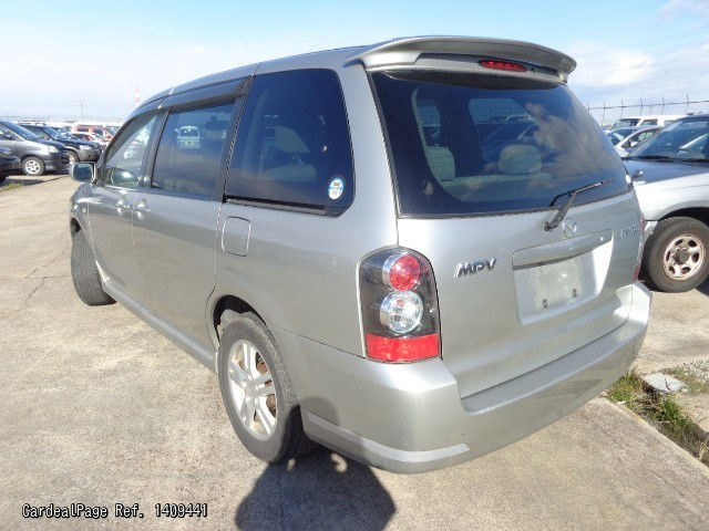 2004 feb used mazda mpv mazda8 ua lw3w ref no 09441. Black Bedroom Furniture Sets. Home Design Ideas
