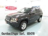 Used CHRYSLER CHRYSLER JEEP GRAND CHEROKEE Ref 52479