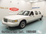 Used LINCOLN LINCOLN TOWN CAR Ref 52493