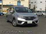 Used HONDA FIT Ref 78893