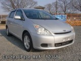 Used TOYOTA WISH Ref 80368