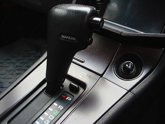 Understanding the functions of the shift lever of an