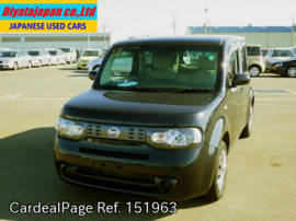 NISSAN CUBE NZ12 Big1
