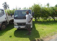 Customer who purchased a car from TOMISHO CO.,LTD