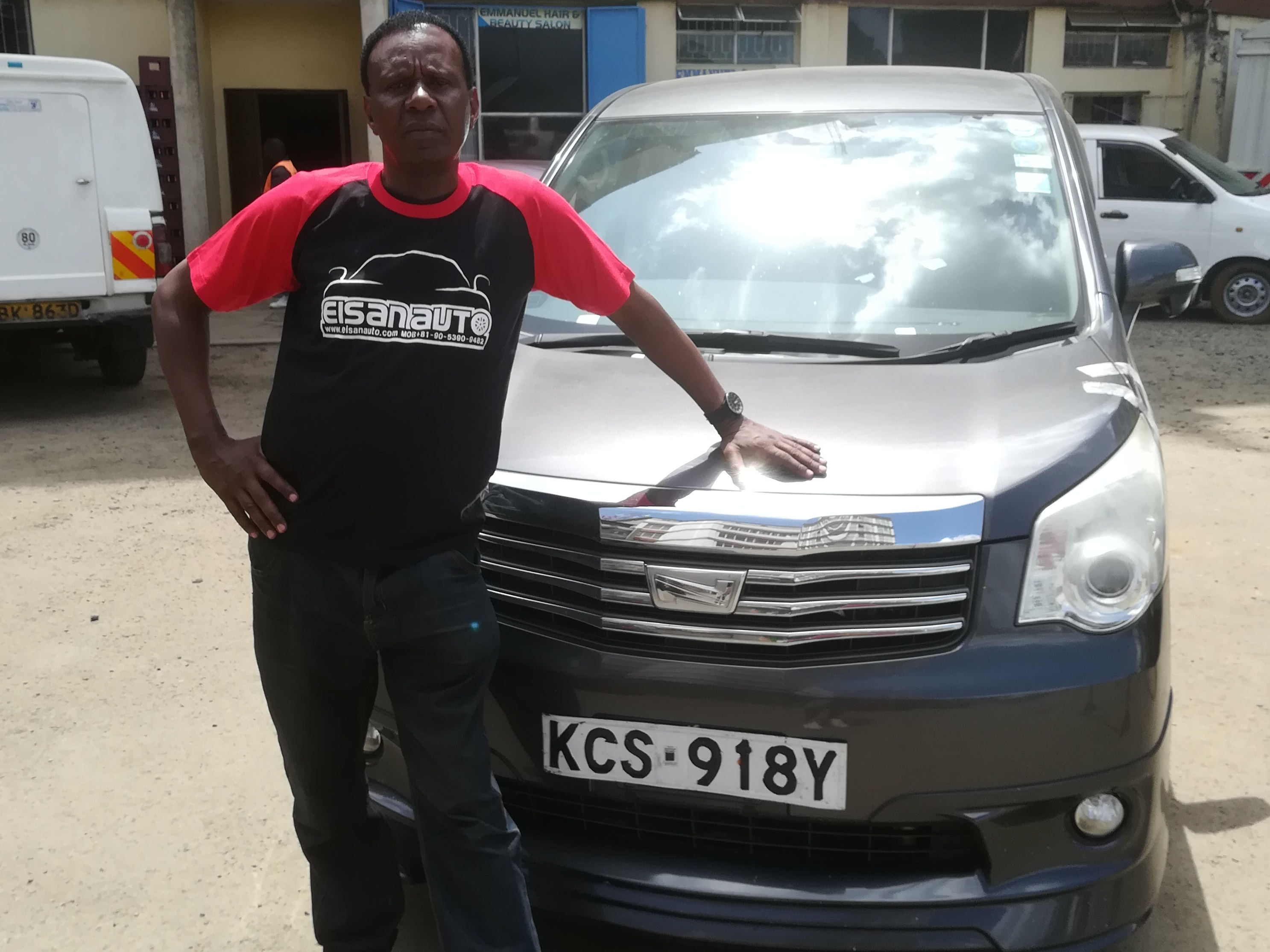 Japanese Used Cars For Kenya Cardealpage